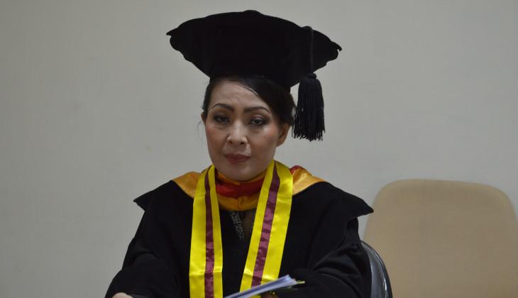 Raih Doktor Usai Teliti SGB Pada Wanita Hamil