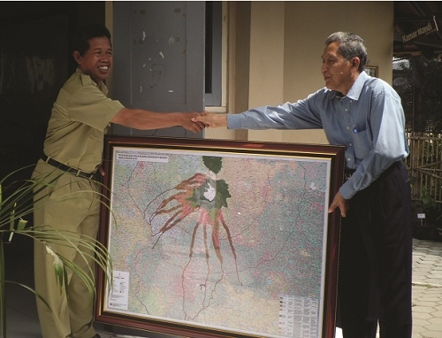 Fakultas Geografi Resmikan Laboratorium Mitigasi Bencana Swaliba