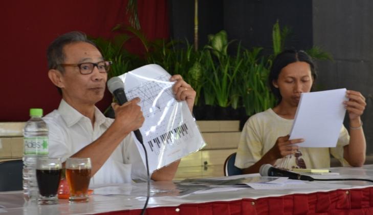 Adhi Susanto Kembangkan Gamelan dari Kayu