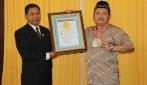UGM Terima Penghargaan LEPRID