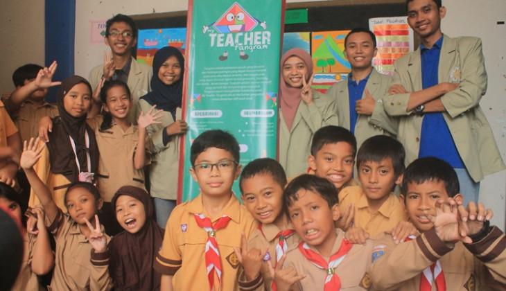 My Teacher Tangram, Mainan Edukatif Tingkatkan Kognisi Anak