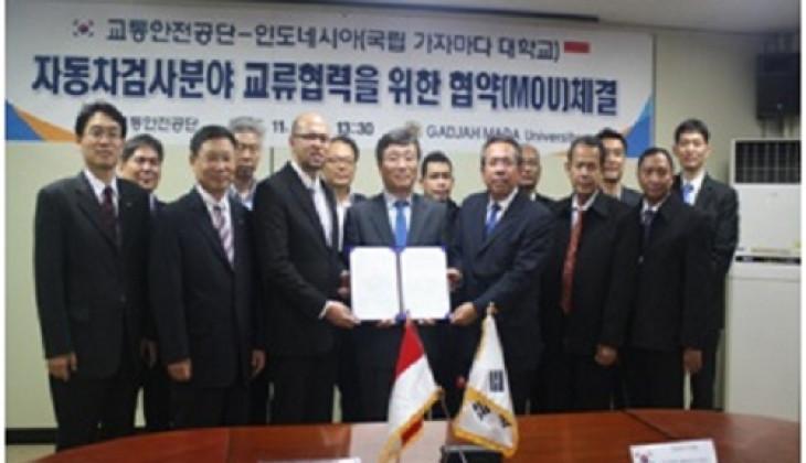 PUSTRAL UGM-KOTSA Korea Selatan Kerja Sama Transportasi