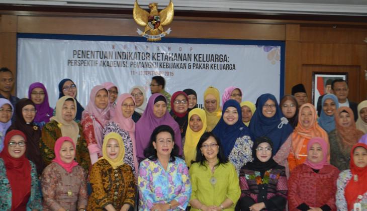 Fakultas Psikologi Gelar Workshop Ketahanan Keluarga