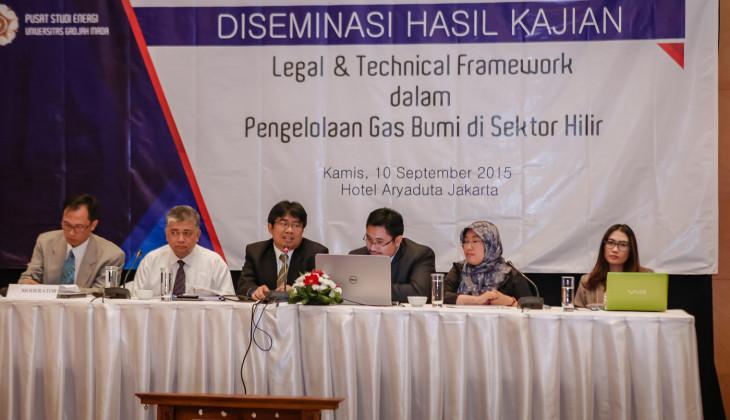 Penting, Kehadiran Agregator Gas di Indonesia