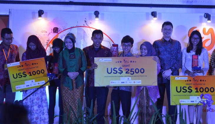 Berdayakan Penyandang Disabilitas, Tim UGM Juarai Kompetisi Bisnis ASEAN