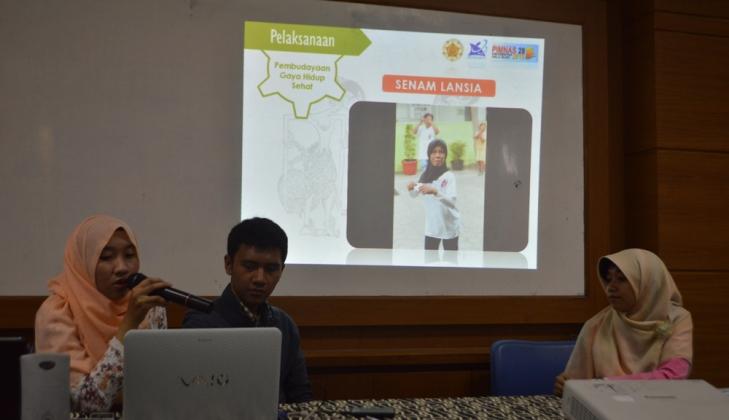 Mahasiswa UGM Berdayakan Kelompok Lansia