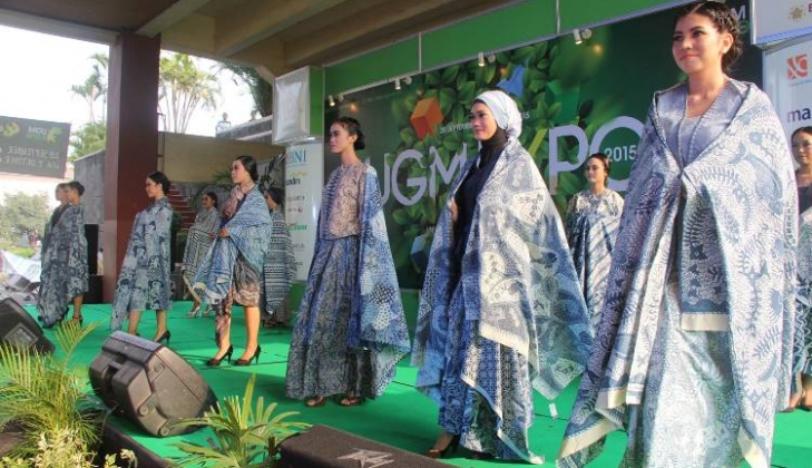 UGM Expo 2015 Resmi Ditutup