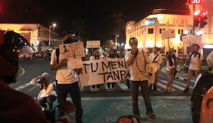 Mahasiswa Prihatinkan Tingginya Polusi Udara di Kota Jogja