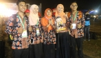 UGM Raih Juara 2 PIMNAS ke-28