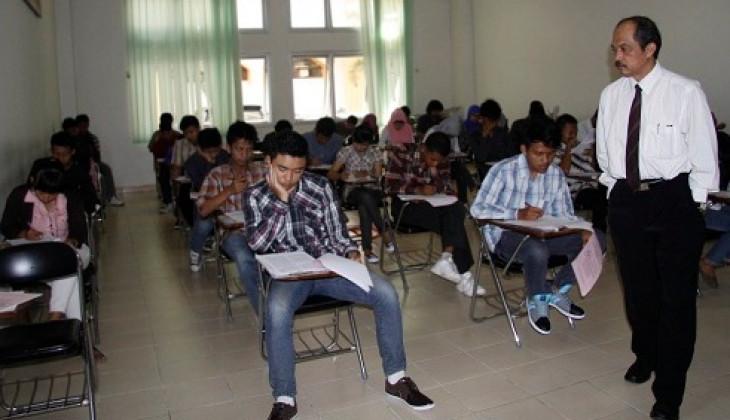 Sebanyak 36.490 Peserta Ikuti Ujian Tulis SNMPTN di Yogyakarta