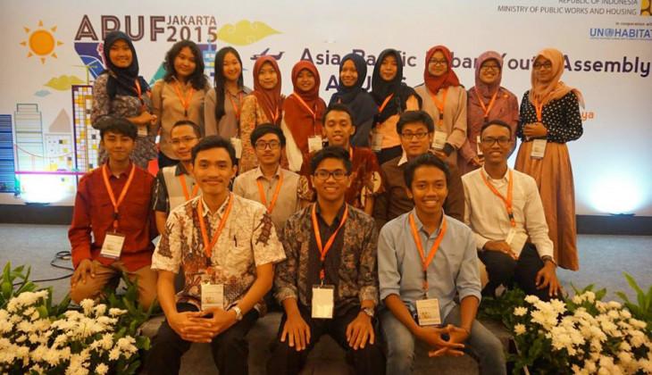 Mahasiswa UGM Ikuti Urban Forum Asia-Pasifik