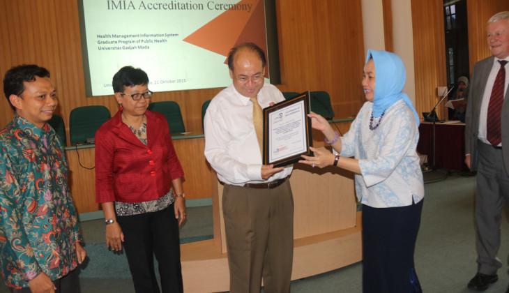 SIMKES FK UGM Raih Akreditasi Internasional