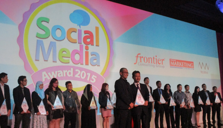UGM Raih Social Media Award 2015