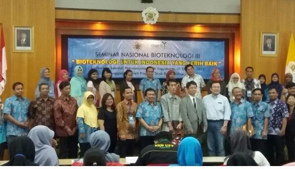 Perkembangan Bioteknologi di Indonesia Memprihatinkan