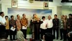 Presiden Terima Pokja Gambut UGM