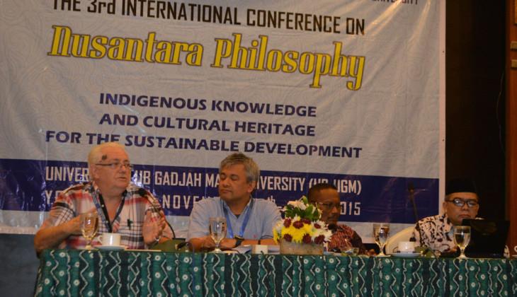 Puluhan Pakar Dunia Bahas Filsafat Nusantara di UGM
