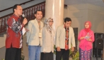 UGM Gelar Gathering Bersama Mitra Pemberi Beasiswa