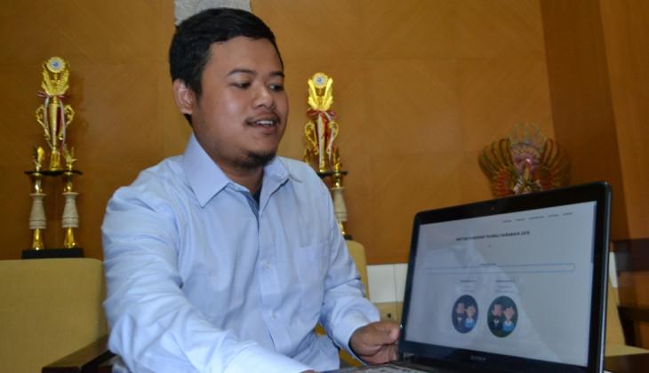 Mahasiswa UGM Buat Aplikasi Berisi Informasi Seputar Pilkada untuk Tunanetra