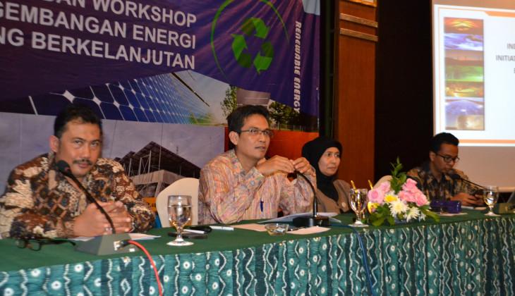 Suasana Seminar Pengembangan EBT