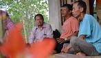 Tim Dosen UGM di Rumah Sukadi