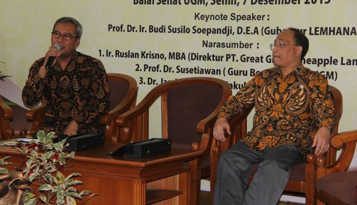 Seminar Ketahanan Pangan dan Stabilitas Nasional