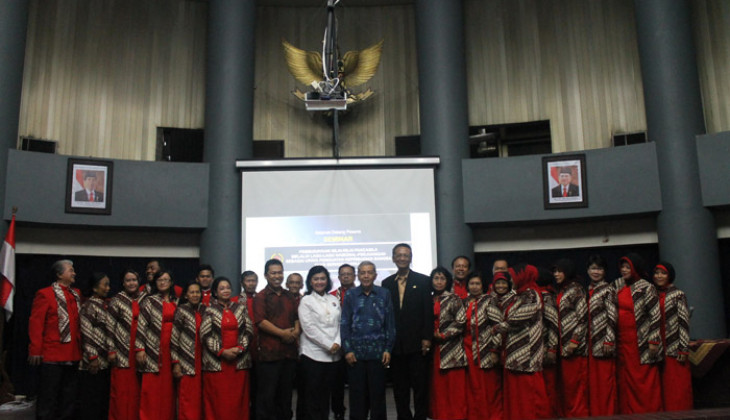 Membudayakan Nilai-Nilai Pancasila Melalui Lagu Nasional Perjuangan