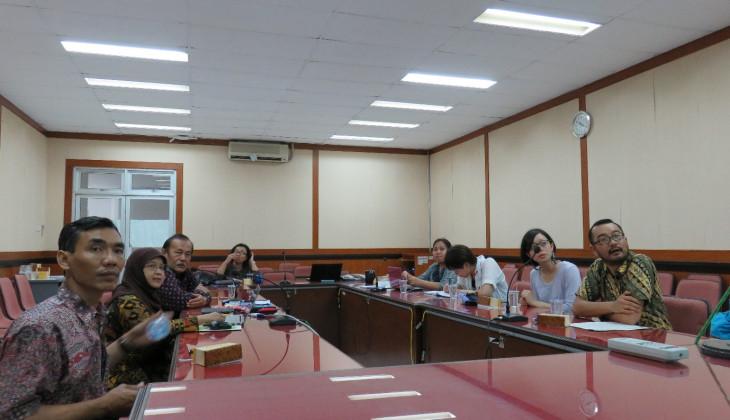 Tim Fakultas Biologi UGM dan Universitas Yamagata Jepang