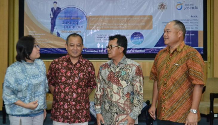 Indonesia Hanya Memiliki 400 Tenaga Aktuaris