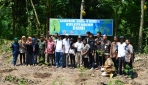 Alumni UGM Bagikan Ribuan Bibit Tanaman bagi Petani