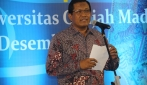 Ketua Dies UGM, Prof. Dr. Ali Agus