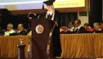 Rektor Pada Pidato Puncak Dies Natalis ke-66