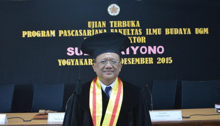 Doktor Sulis Triyono