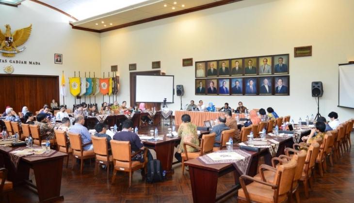 Tim Komunikasi Presiden Terima Masukan dari Pakar UGM