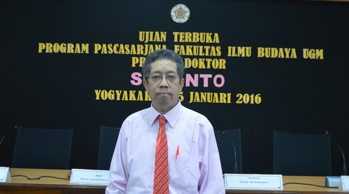 Dr. Susanto