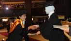 Rektor UGM Ajak Lulusan PT Tidak Gentar Hadapi MEA
