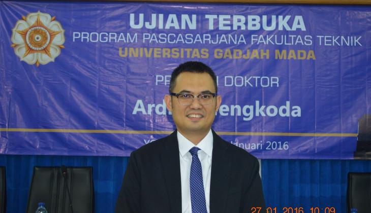 Dr. Ardian