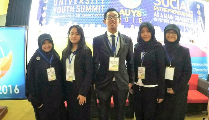 Mahasiswa UGM Peserta ASEAN University Youth Summit 2016