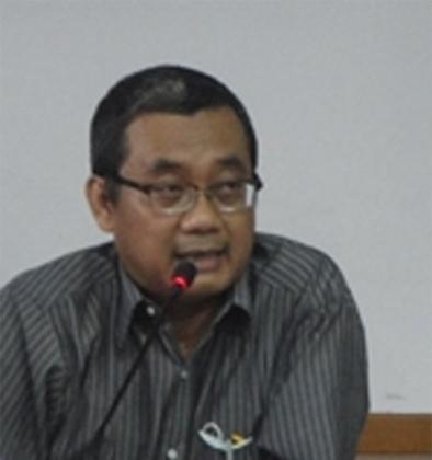 Prof. Muhadjir Darwin, pakar Administrasi Negara UGM.