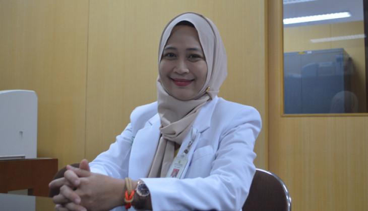 Ahli Hematologi Onkologi Medik UGM, dr. Mardiah Suci Hardianti,Ph.D.,Sp.PD.