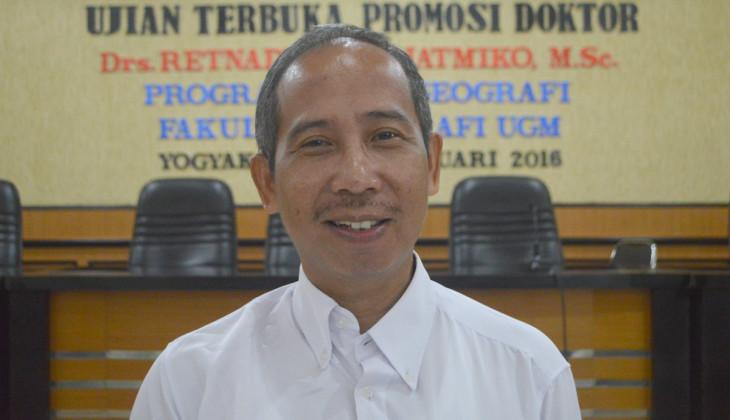 Raih Doktor Usai Teliti Perubahan Iklim Yogyakarta