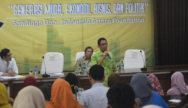 Indonesia Masih Defisit Pengusaha