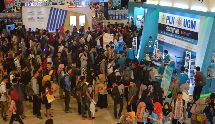ECC UGM Selenggarakan Career Days ke-19