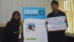 Tim Calova UGM berhasil meraih juara 1 dalam Kompetisi IT Nasional di Universitas Dian Nuswantoro, 27-28 Februari lalu.