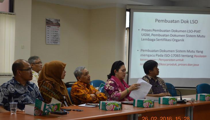 Komisi IV dan UGM Diskusi Pengembangan Teknologi Pertanian
