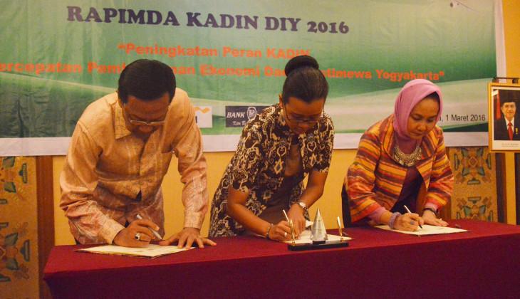 Kerja Sama Triple Helix KADIN-PEMDA-UGM untuk Percepatan Pembangunan Ekonomi DIY