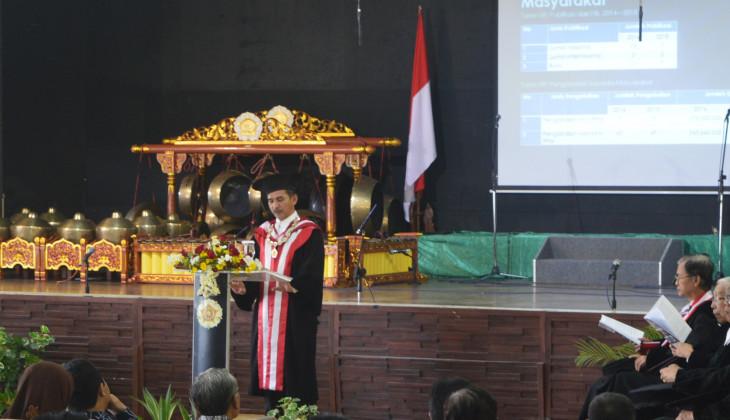 Dekan FIB, Dr. Pujo Semedi