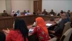 Suasana Pertemuan antara Perwakilan Tendik, KORPAGAMA, dan pihak Universitas