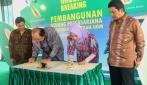 Tahir Foundation Bangun Gedung Pascasarjana FK UGM