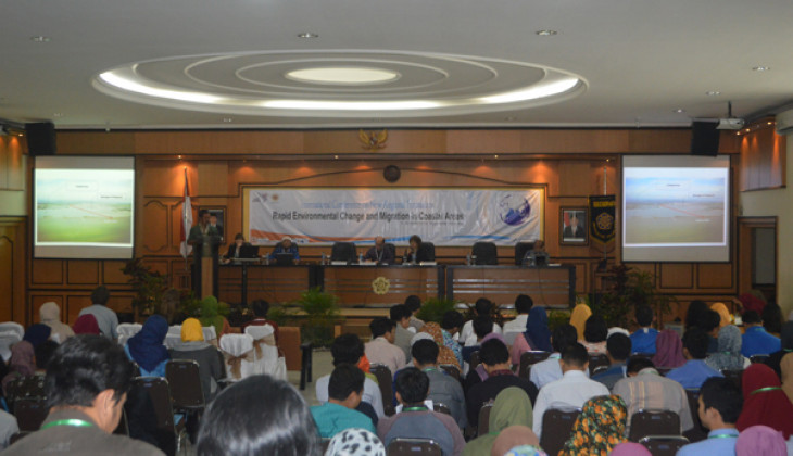 Suasana Konferensi Internasional