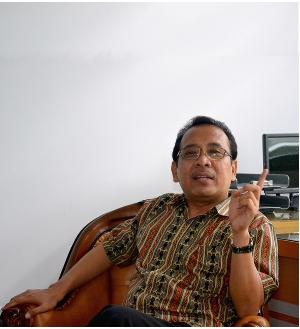 Pratikno : Kondisi Sosial Politik Memanas, Yogyakarta Tengah Diuji